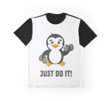 Just Do It!  Graphic T-Shirt