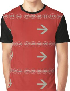 Six Zeros Graphic T-Shirt