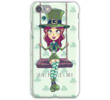 Saint Patrick's iPhone Case/Skin