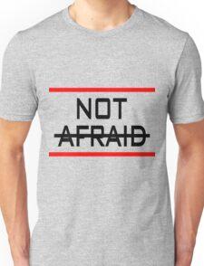 Not Afraid Eminem Unisex T-Shirt