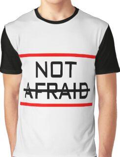 Not Afraid Eminem Graphic T-Shirt