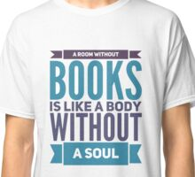 Book Quote Classic T-Shirt