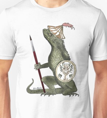 Dragon Artist Unisex T-Shirt