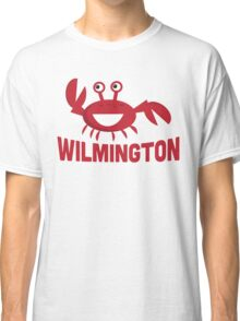 Wilmington T-shirt - Funny Red Crab Classic T-Shirt