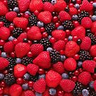 Berry Red by Andrew Bret Wallis