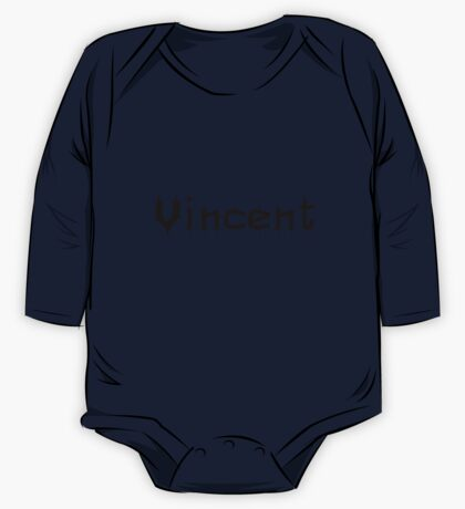 Vincent One Piece - Long Sleeve