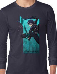 Kirito SAO Long Sleeve T-Shirt
