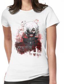 Tokyo Ghoul - Kaneki original Womens Fitted T-Shirt