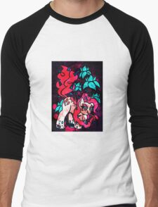 .::My Little Pony Laughter Is Infectious::. Men's Baseball ¾ T-Shirt