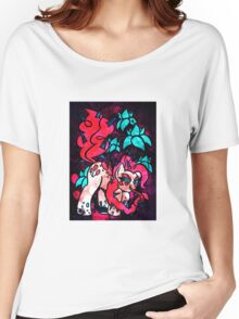 .::My Little Pony Laughter Is Infectious::. Women's Relaxed Fit T-Shirt