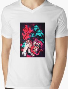 .::My Little Pony Laughter Is Infectious::. Mens V-Neck T-Shirt
