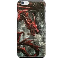Dragon Puzzle iPhone Case/Skin