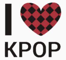 I LOVE KPOP Kids Clothes