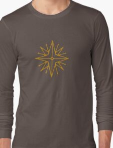 Star of Feanor Long Sleeve T-Shirt