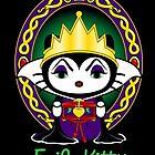 Evil Kitty by SwanStarDesigns