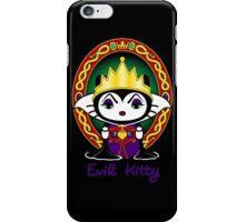 Evil Kitty iPhone Case/Skin