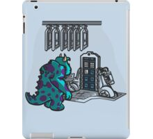 Doctor Sulley iPad Case/Skin