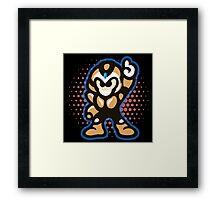 Pharaoh Man Framed Print