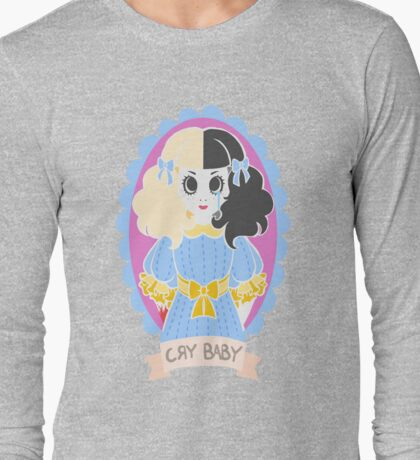 Cry Baby Long Sleeve T-Shirt