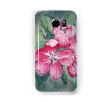 Flower of Crab-apple Samsung Galaxy Case/Skin