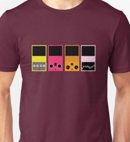 pedal set 2 Unisex T-Shirt