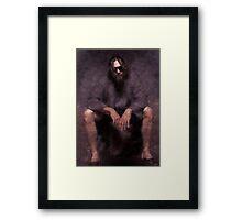 Big Lebowski - The Dude Framed Print