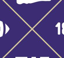 University of Washington - Style 12 Sticker