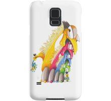 M'ODD'STER 09 - EARLY'BIRD GETS THE MONSTER Samsung Galaxy Case/Skin