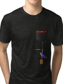 Pocket Pirate Tri-blend T-Shirt