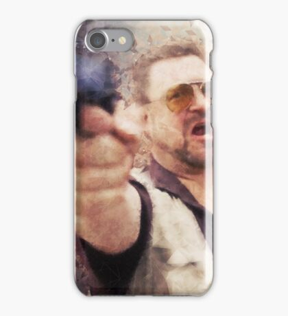 Big Lebowski - walter iPhone Case/Skin