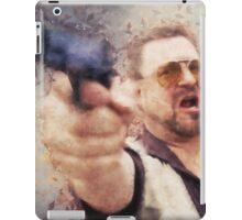 Big Lebowski - walter iPad Case/Skin