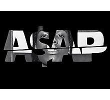 Asap Photographic Print