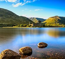 The Highlands of Scotland by klrkphotography