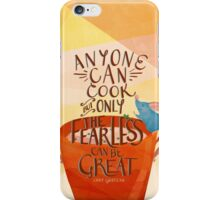 Anyone Can Cook iPhone Case/Skin