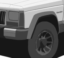 Jeep Cherokee Sticker