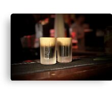 Baby Guinness Canvas Print