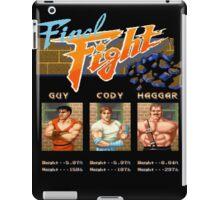 Final Fight iPad Case/Skin