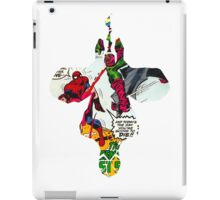 Spider-Man Hanging iPad Case/Skin