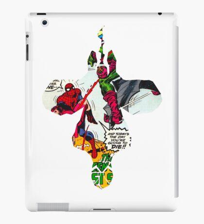 Spider-Man Hanging iPad Case/Skin