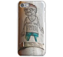 East Side Hipster iPhone Case/Skin