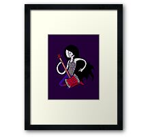 All About that Bass Framed Print