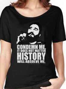 fidel castro Women's Relaxed Fit T-Shirt