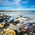 Seaham Seascape by Angie Morton