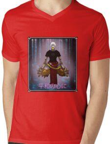 Aesthetic Zenyatta Mens V-Neck T-Shirt