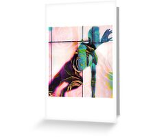 Body Language 20 Greeting Card