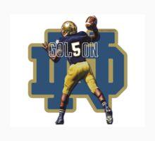 Everett Golson Notre Dame Football T-Shirt