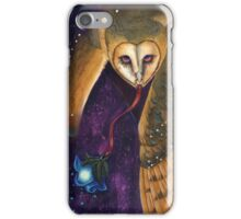 Spirit Owl iPhone Case/Skin