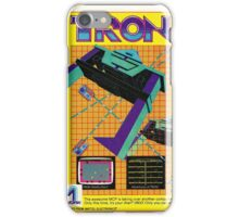 Tron iPhone Case/Skin