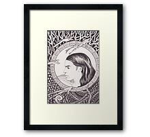 New Eastern Framed Print