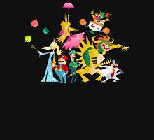 Mushroom Kingdom Smashers Unisex T-Shirt
